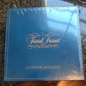 Other - Trivial pursuit master game – genius edition